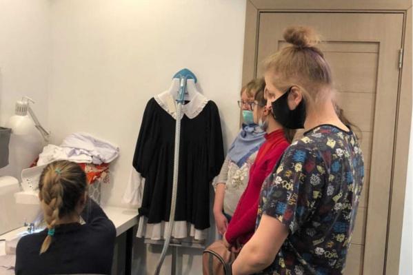 Швейная мастерская Charity Club