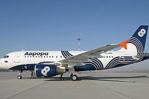 Рейсы будут совершаться на воздушном судне Airbus A319