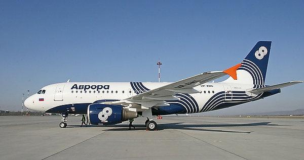 Авиакомпания «Аврора» запускает дешевые рейсы из Красноярска на Дальний Восток