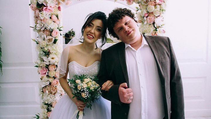 Жена уральской звезды «Я худею» и «Острова» Евгения Кулика раскрыла подробности их свадьбы