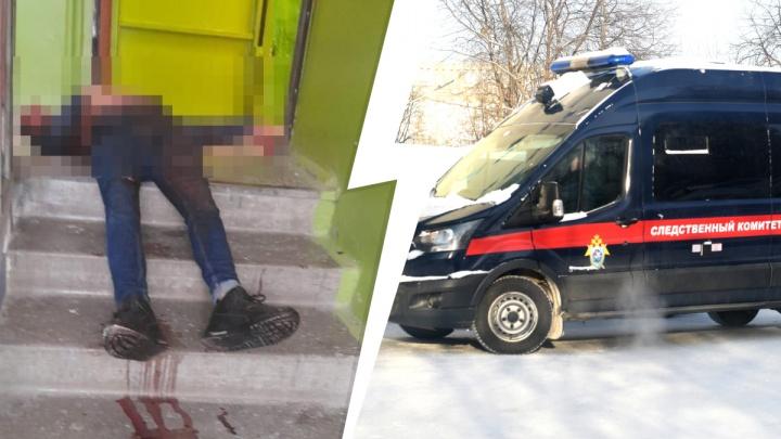 «Отец сыну нанес 4ножевых ранения»: стали известны подробности убийства на Уралмаше