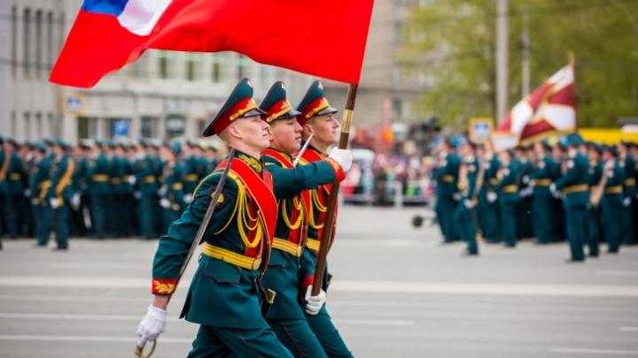 Как в Новосибирске отметят 9 Мая? Афиша в одной картинке— сохраните, это удобно