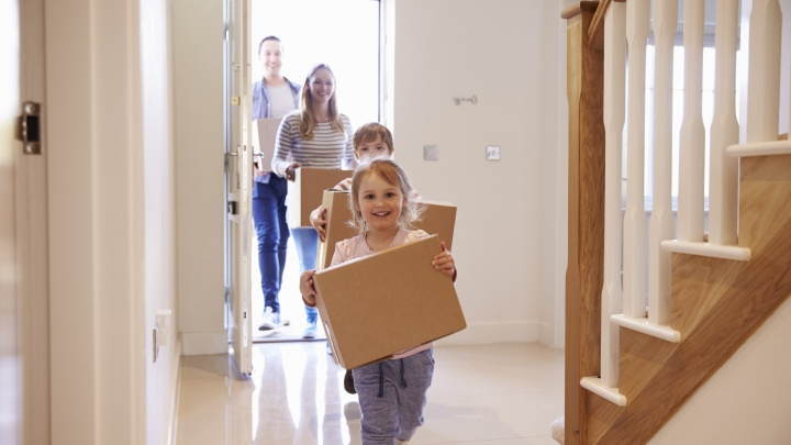 Как работает программа ипотеки на строительство дома или покупку земли