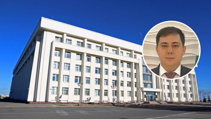 В Башкирии в скандально известное ведомство назначили молодого замминистра