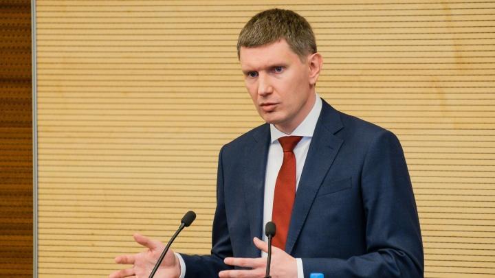«Упрощенчество и модные словечки»: председатель Госдумы Вячеслав Володин отчитал Максима Решетникова