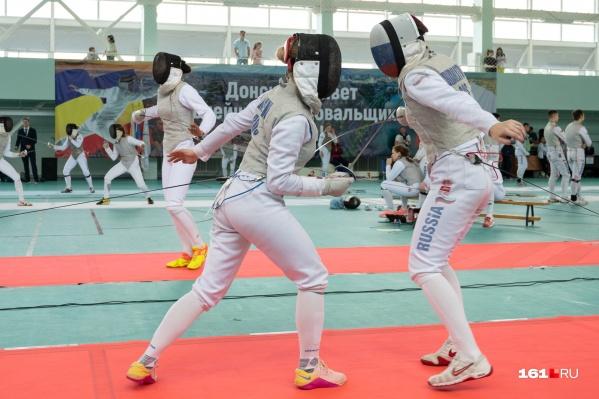 Турнир в Ростове заменил отмененный чемпионат Европы