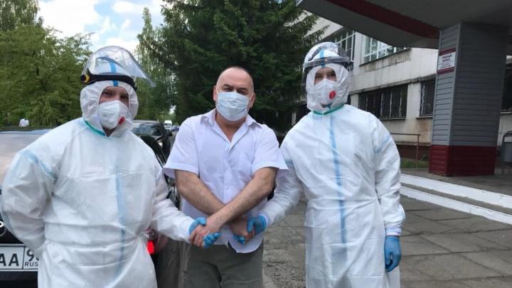 В больнице Нижнего Тагила начались проверки после массового увольнения врачей