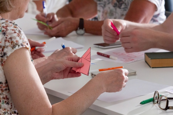 В«Ельцин Центре» уже проходят занятия по профилактике деменции, а теперь решили помочь и людям, родные которых столкнулись с недугом