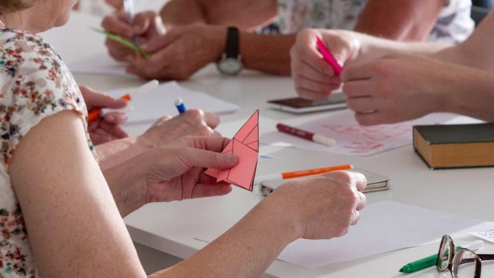 В Екатеринбурге открыли группу поддержки для людей, чьи родственники страдают деменцией