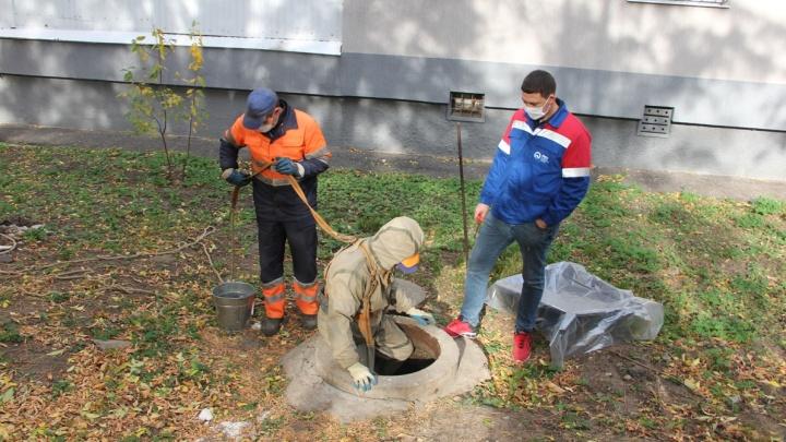 Самарцев предупредили о массовых засорах в канализации