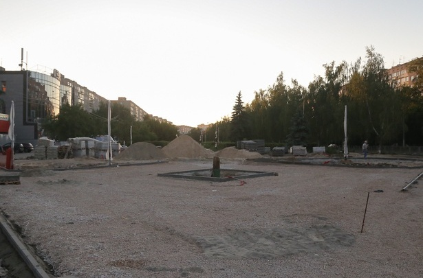 Мэрия расторгнет контракт с подрядчиком, сорвавшим сроки благоустройства сквера в Нижнем Новгороде