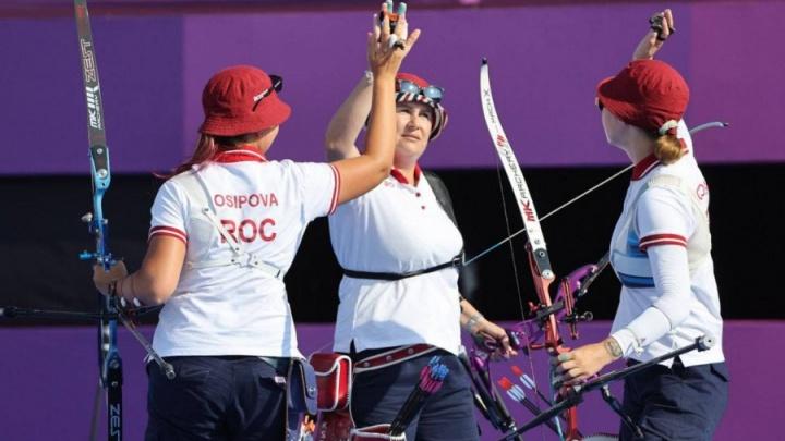 У свердловских спортсменов есть первая медаль Олимпиады в Токио