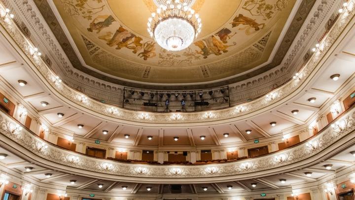 В Пермском театре оперы и балета рассказали о состоянии здания после прорыва трубы с горячей водой