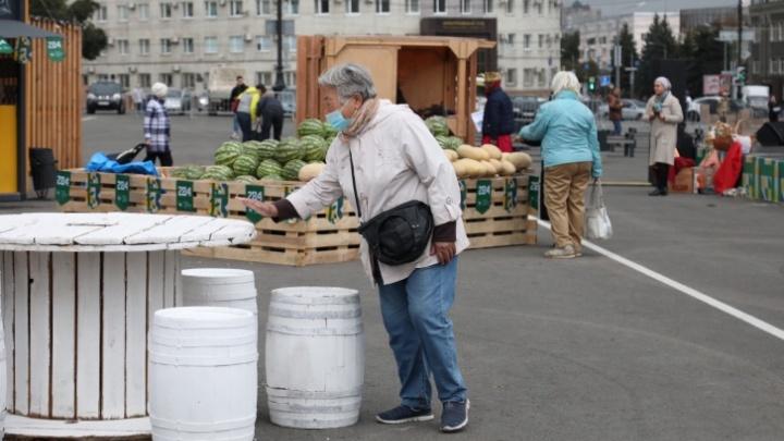 «Европейская» ярмарка на площади Революции оказалась убыточной. Бюджет Челябинска потерял больше 5млн