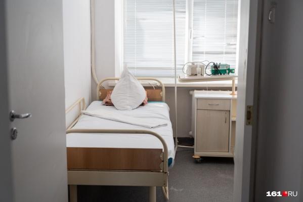 Загруженность госпиталей с начала лета выросла почти вчетверо