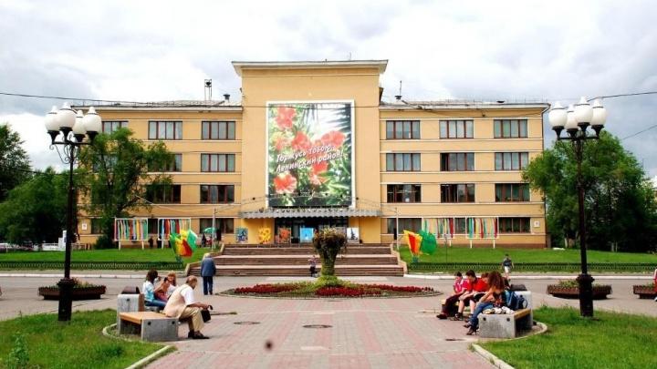 В Красноярске выбрали место под стелу «Город трудовой доблести»