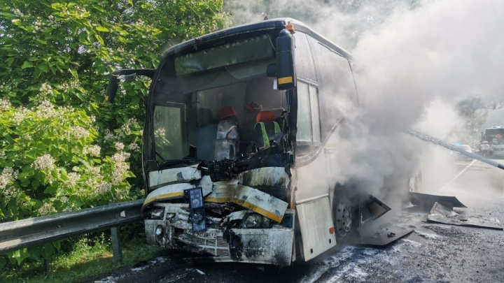 Что происходило в автобусе с детьми, который попал в ДТП на Кубани. Что известно сейчас