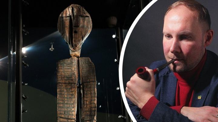 Самая старая скульптура хранится в Екатеринбурге, а уральцам плевать: почему мы не знаем истории
