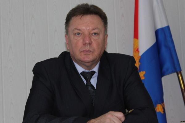 Валерий Анисимов возглавлял Ставропольский район с 2016 по 2018 годы