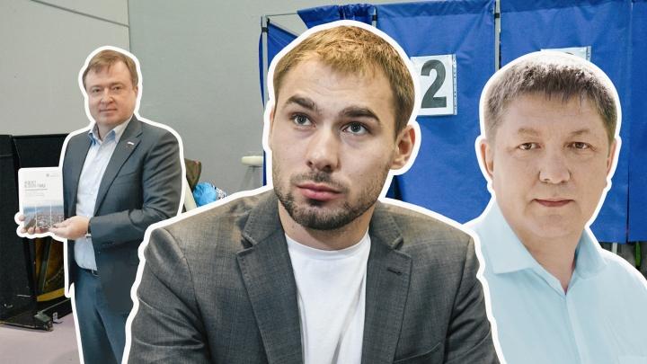Чемпион по деньгам: Антон Шипулин получил на выборы в разы больше других кандидатов