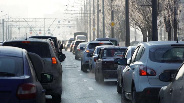 На Московском шоссе добавят полос для движения транспорта