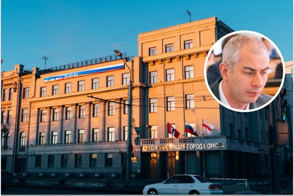 Евгений Фомин станет исполняющим обязанности мэра города