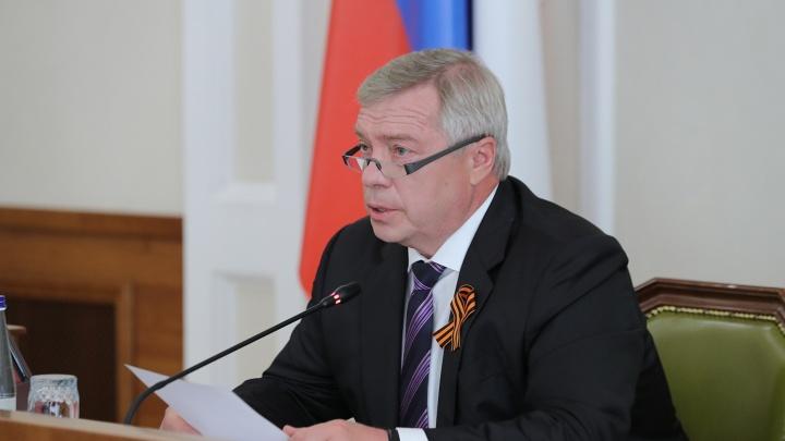 Голубев поручил следить за ценами после закрытия рынков под Ростовом