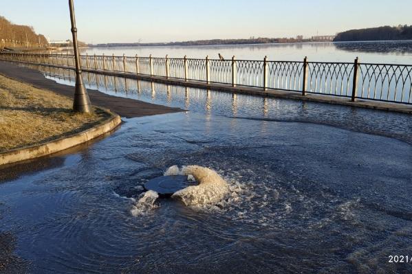 Ситуация с подъёмом воды в реках будет ухудшаться