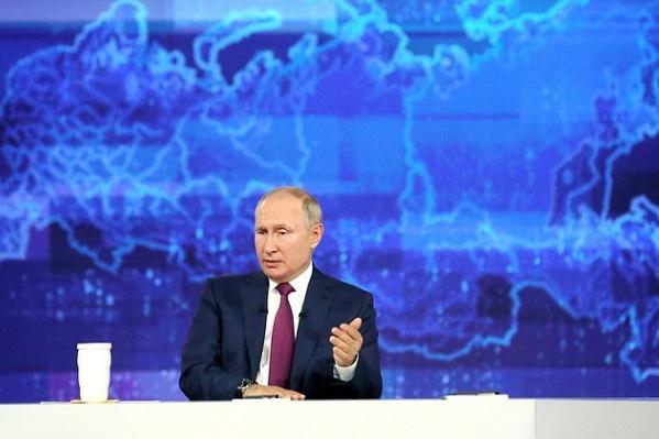 Президент заявил, что деньги на метро в Красноярске есть