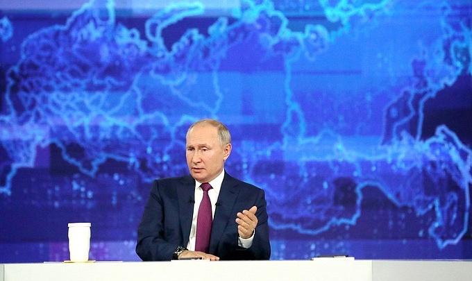 «Деньги на метро есть»: Путин рассказал о финансировании строительства подземки в городах-миллионниках