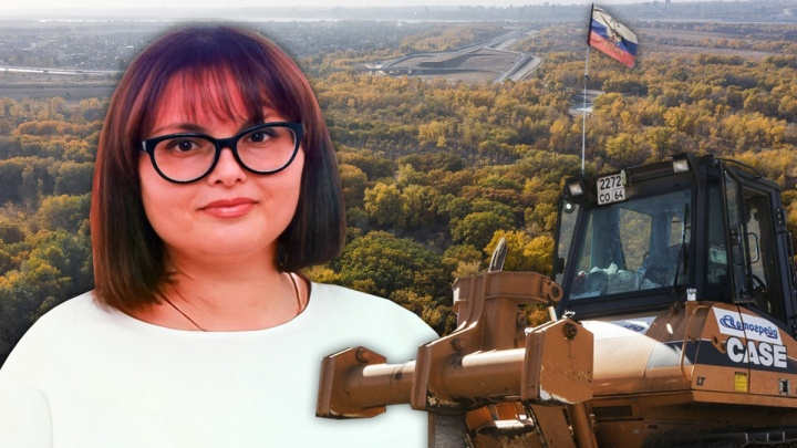 «Спасите наши жизни!»: учитель года из Волгограда требует ускорить строительство трассы в Волго-Ахтубинской пойме