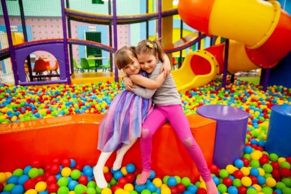От посещения парка развлечений под впечатлением находятся даже взрослые