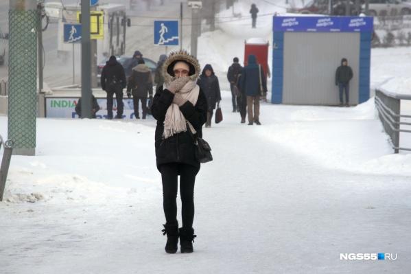 Синоптики еще в августе прошлого года предупреждали, что в январе температура будет ниже нормы