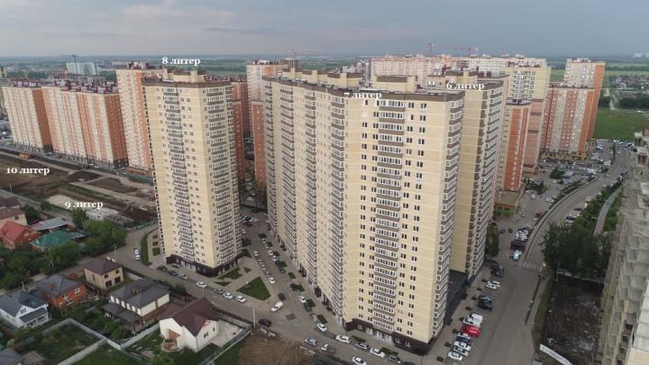 В Краснодаре завершили ЖК-долгострой «Свобода», который должны были сдать 4 года назад