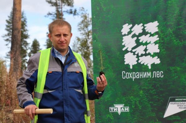 Холдинг принимает участие в акции не первый год. В 2020-м сотрудники посадили более 700 тысяч молодых деревьев хвойных пород