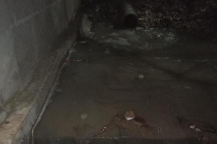 Мы боимся ложиться спать: в Волгограде порыв на водоводе топит частные дома