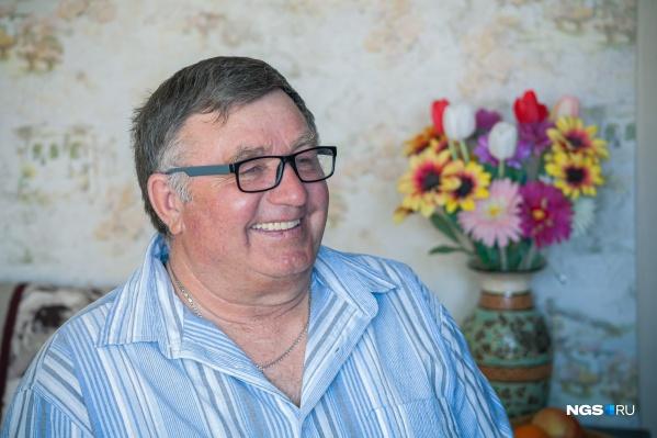 """Виктору Погудину сейчас <nobr class=""""_"""">63 года</nobr>. Он провел в зоне катастрофы на Чернобыльской АЭС <nobr class=""""_"""">13 дней</nobr> — и до сих пор помнит каждый из них&nbsp;"""