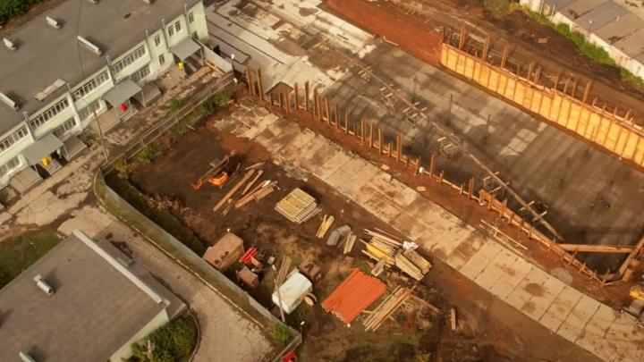 В Самаре изменили сроки строительства нового корпуса детской инфекционки на Шверника