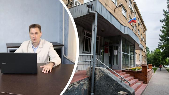Суд в Новосибирске оштрафовал общественника, которого увезли из отдела полиции из-за проблем с сердцем