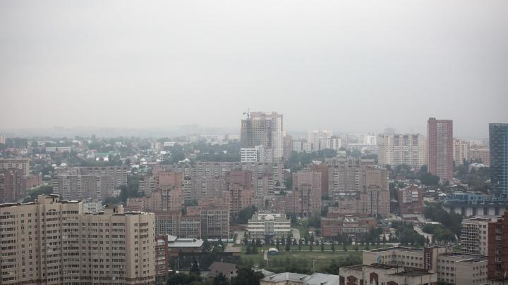 «Воняет так, будто в деревне живем»: в Новосибирске вновь появился неприятный запах