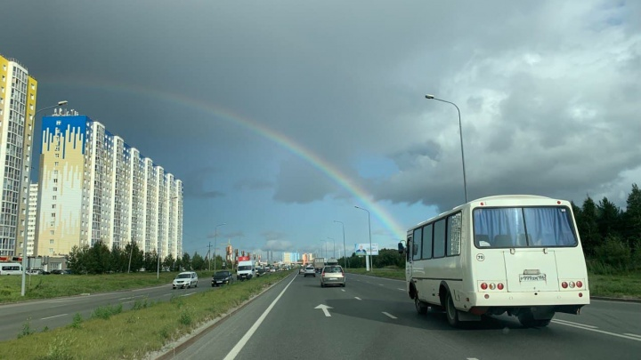 Погода в Сургуте была как во Франции: синоптики рассказали, каким было лето в Югре