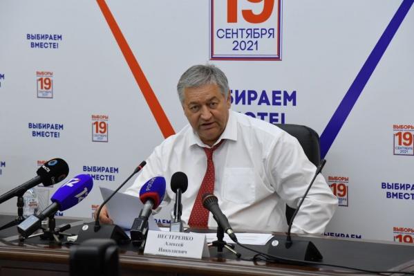 Впервые выборы депутатов заняли три дня