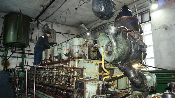 В Мезенском и Лешуконском районах проверяют работу ТГК-2 из-за проблем с топливом для электростанций