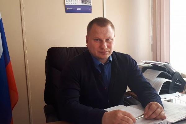 Главой администрации двух округов Архангельска Валерий Авдеев стал летом 2017 года