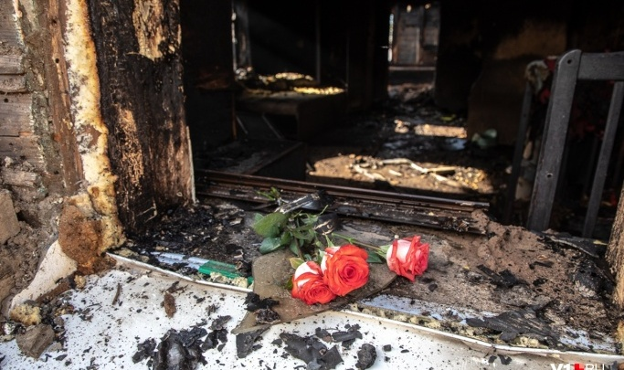 В Волгоградской области женщину будут судить за непотушенную свечу