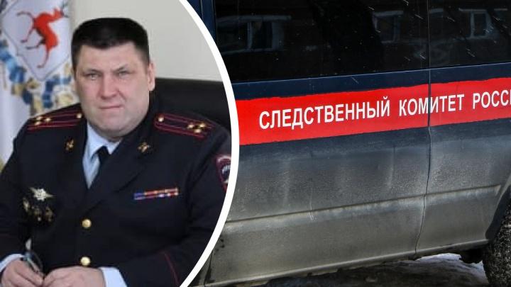 Обыски проходят в нижегородском управлении МВД на транспорте