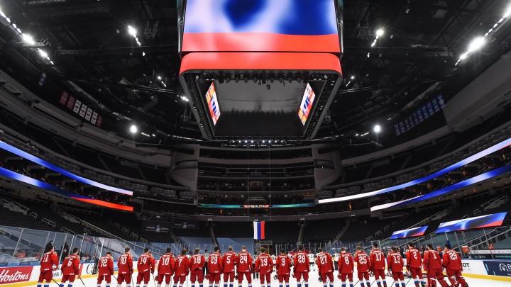 Игроки СЮ не смогли выиграть медали МЧМ в составе сборной России