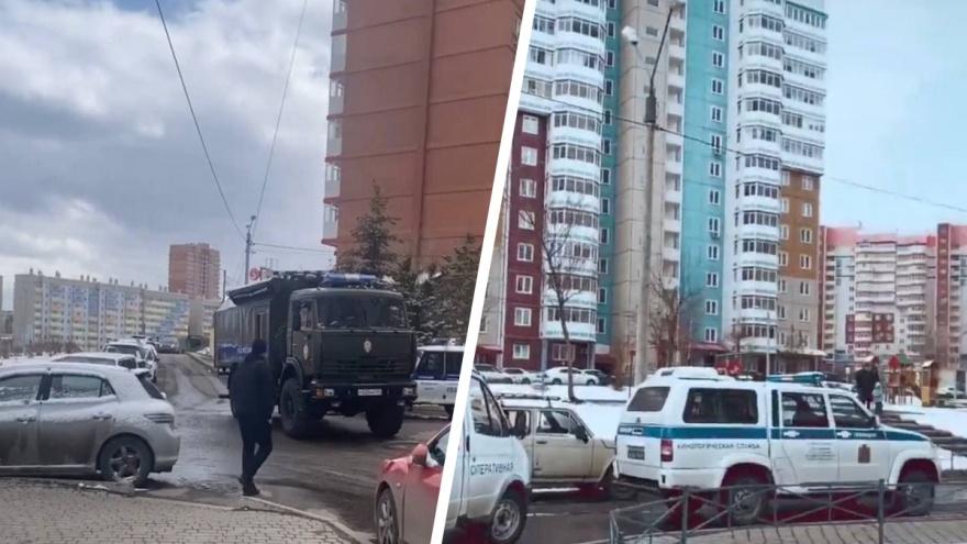 В Покровке эвакуировали жителей многоэтажки из-за подозрительного мобильного на почтовых ящиках