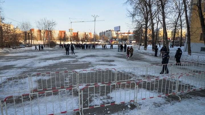 В Екатеринбурге школьники будут учиться в субботу, «чтобы не ходили на акцию Навального»