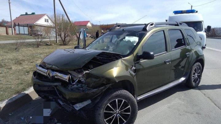 В Башкирии пьяный водитель спровоцировал ДТП: есть пострадавшие